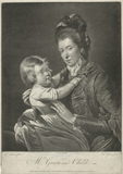 'Mrs Green and Child' (Rupert Green; Mary Green)