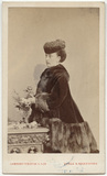 Florence Cecilia (née Paget), Marchioness of Hastings (later Lady Chetwynd)