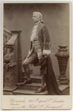Sir Charles Wyndham (Charles Culverwell) as David Garrick in 'David Garrick'