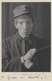 Sir Harry Lauder as Wee Silly Willy Winks in 'The Saftest O' The Family'