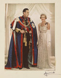 Louis Mountbatten, Earl Mountbatten of Burma; Edwina Cynthia Annette (née Ashley), Countess Mountbatten of Burma