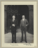 Sir Henry Alexander; Richard George Spencer Mann
