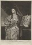 Mary (née Hill), Lady Broughton-Delves