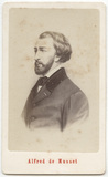 (Louis Charles) Alfred de Musset