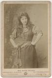 Maude Millett (Mrs Tennant)