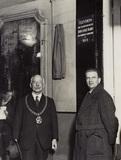 Arthur Davis Thorpe; John Logie Baird