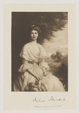 Helen Mary Theresa (née Vane-Tempest-Stewart), Countess of Ilchester