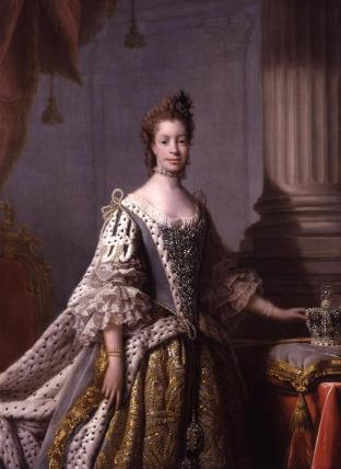Sophia Charlotte of Mecklenburg-Strelitz