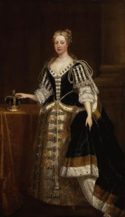 Caroline Wilhelmina of Brandenburg-Ansbach