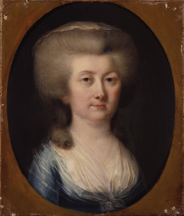Unknown woman, formerly known as Louisa, Countess of Albany