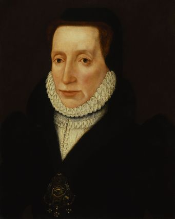 An unknown woman, possibly Margaret Douglas, Countess of Lennox