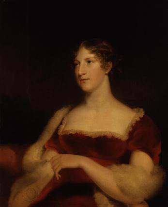 Elizabeth ('Eliza') (née O'Neil), Lady Wrixon-Becher