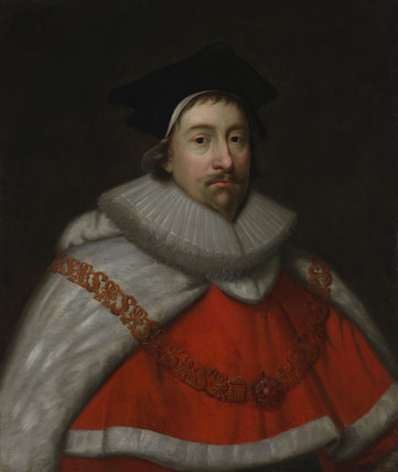 Unknown man, formerly known as Sir Nicholas Hyde