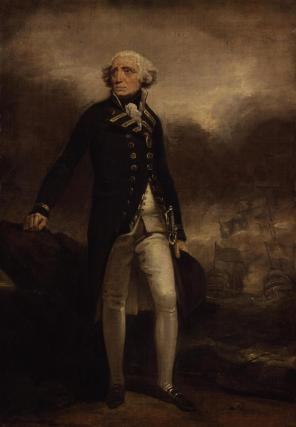 Richard Howe, 1st Earl Howe