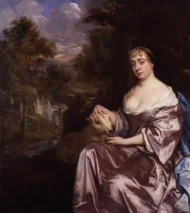 Unknown woman, formerly known as Elizabeth Hamilton, Countess de Gramont