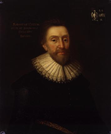 Sir Robert Bruce Cotton, 1st Bt