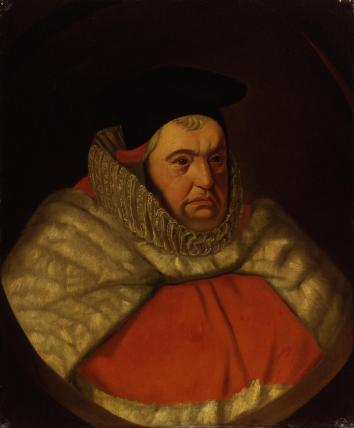 Sir John Doddridge (or Doderidge)