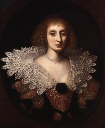 Unknown woman, formerly known as Elizabeth, Princess of the Palatinate