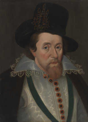 King James I of England and VI of Scotland