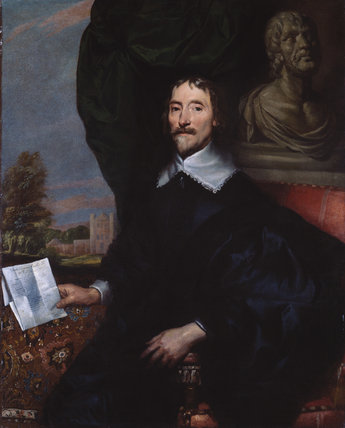 Probably Sir Thomas Aylesbury, Bt