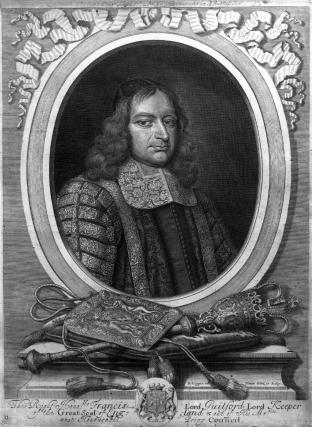 Francis North, 1st Baron Guilford