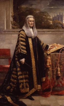 William Page Wood, Baron Hatherley