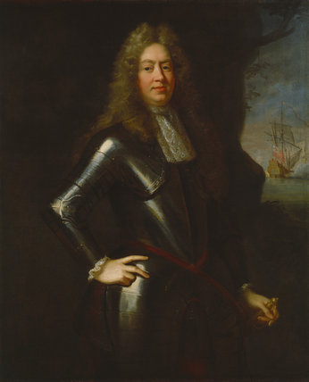 George Legge, 1st Baron Dartmouth