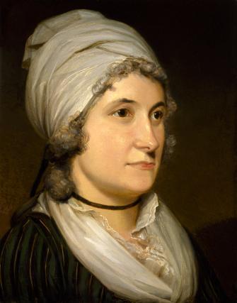 Anne Flaxman (née Denman)