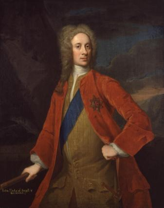 John Campbell, 2nd Duke of Argyll and Greenwich