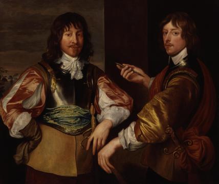 Mountjoy Blount, 1st Earl of Newport; George Goring, Baron Goring