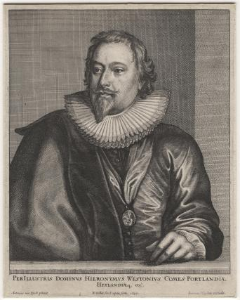 Richard Weston, 1st Earl of Portland