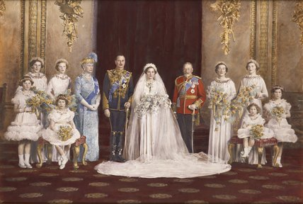 The Wedding Of Prince Henry Duke Of Gloucester And