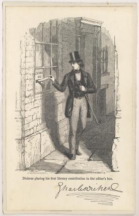 Charles dickens and his contributions to
