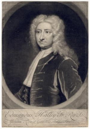 Edmond Halley Facts