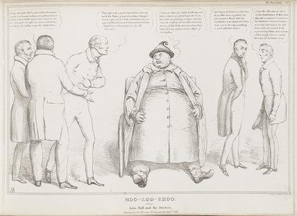 Hoo-Loo-Choo.  Alias John Bull and the Doctors