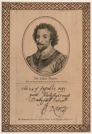 Sir John Norris (Norreys)