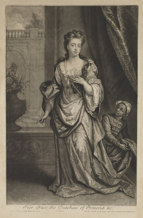 Mary Butler (née Somerset), Duchess of Ormonde