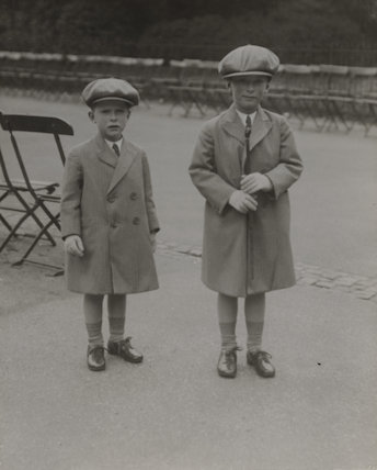 Hon. Gerald David Lascelles; George Lascelles, 7th Earl of Harewood