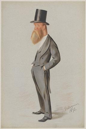 Edward Southwell Russell, 23rd Baron de Clifford