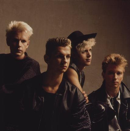 Depeche Mode (Alan Wilder; Andy Fletcher; Dave Gahan; Martin Gore)