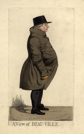 Benjamin Bovill ('A view of Beau-ville')