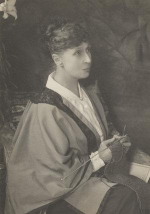 Alice Meynell (née Thompson)