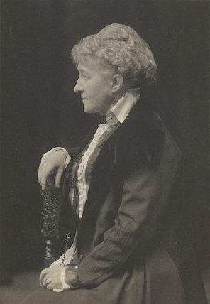 Sarah Grand (Frances Elizabeth Bellenden McFall, née Clarke)