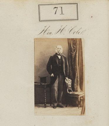 Hon. Henry Arthur Cole