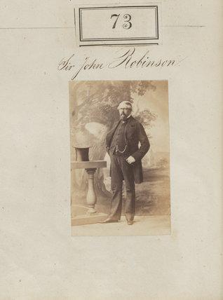 Sir John Stephen Robinson, 3rd Bt