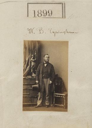 William Backwell Tyringham