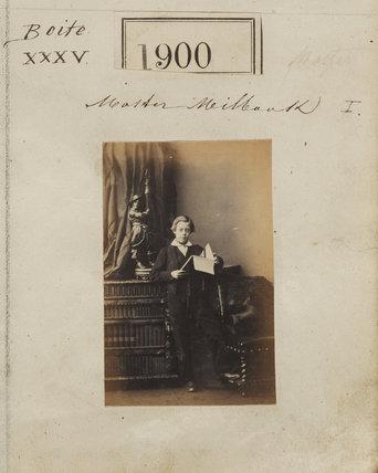 William Harry Vane Milbank
