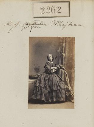Georgina Whigham