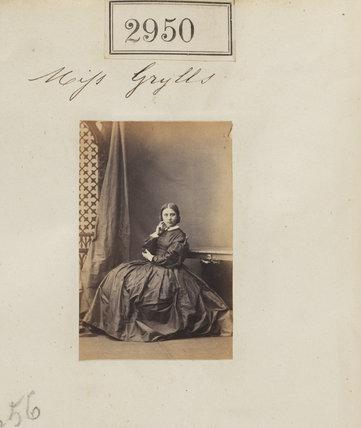 Adelaide Frances Majendie (née Grylls)