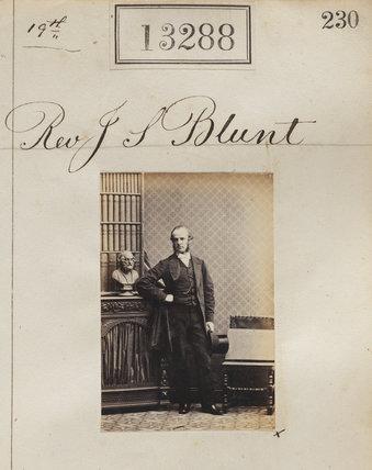 James St John Blunt